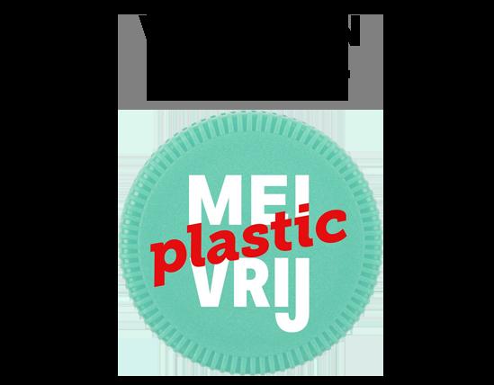 Wij doen mee met Mei Plasticvrij