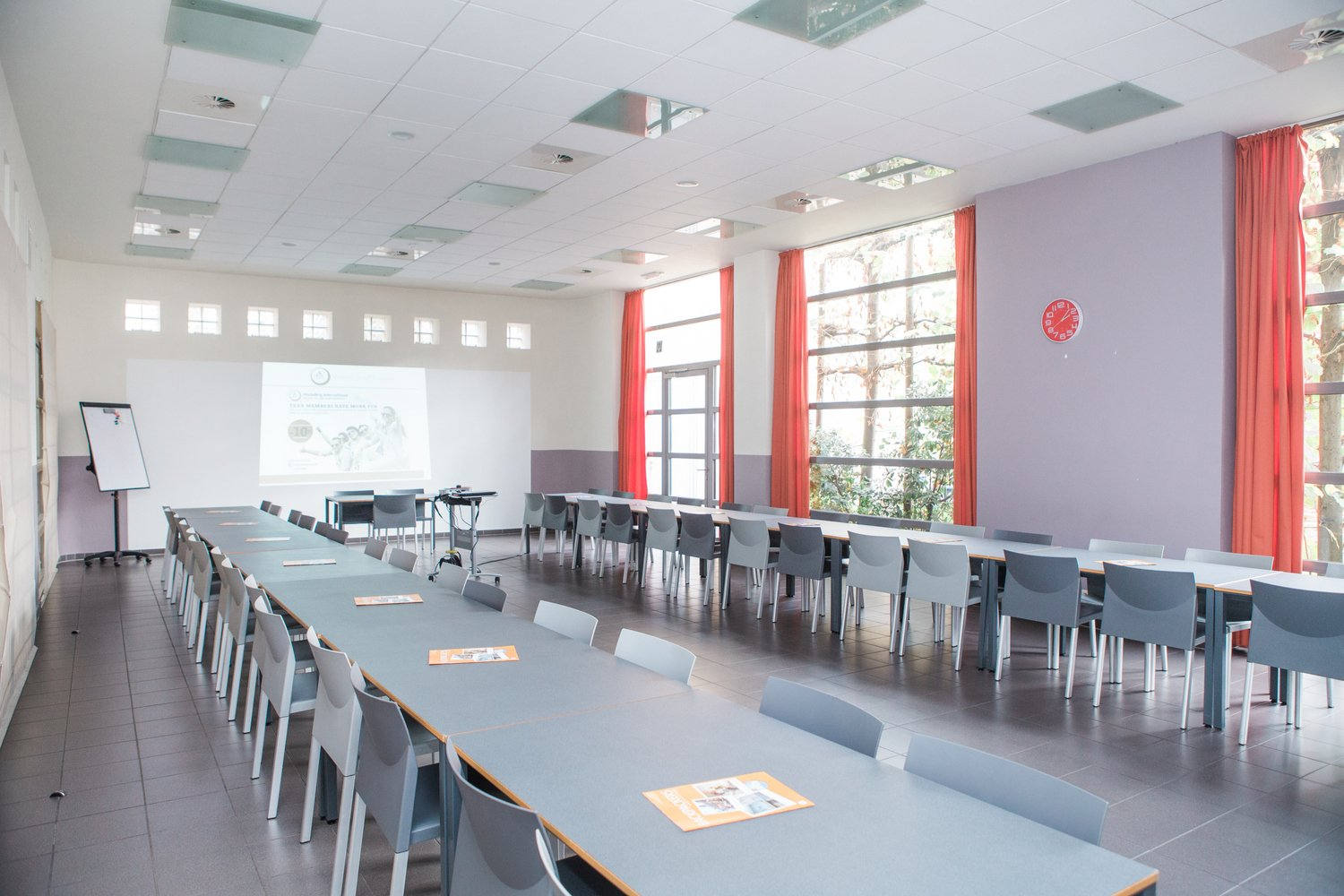 Vergaderzaal - meeting room