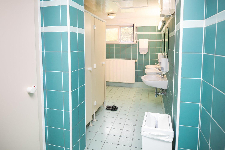 Kamers met gemeenschappelijke badkamer