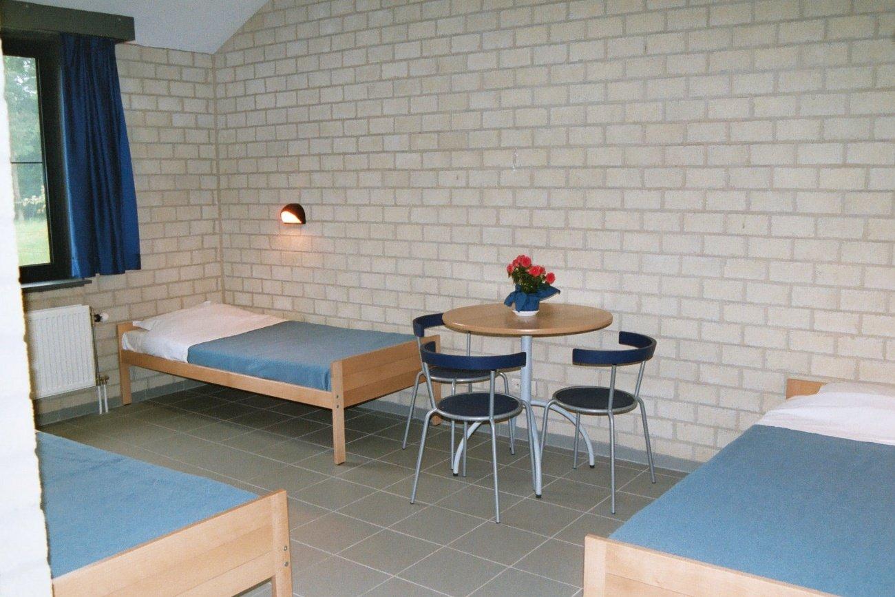 Meerpersoonskamer met eigen badkamer