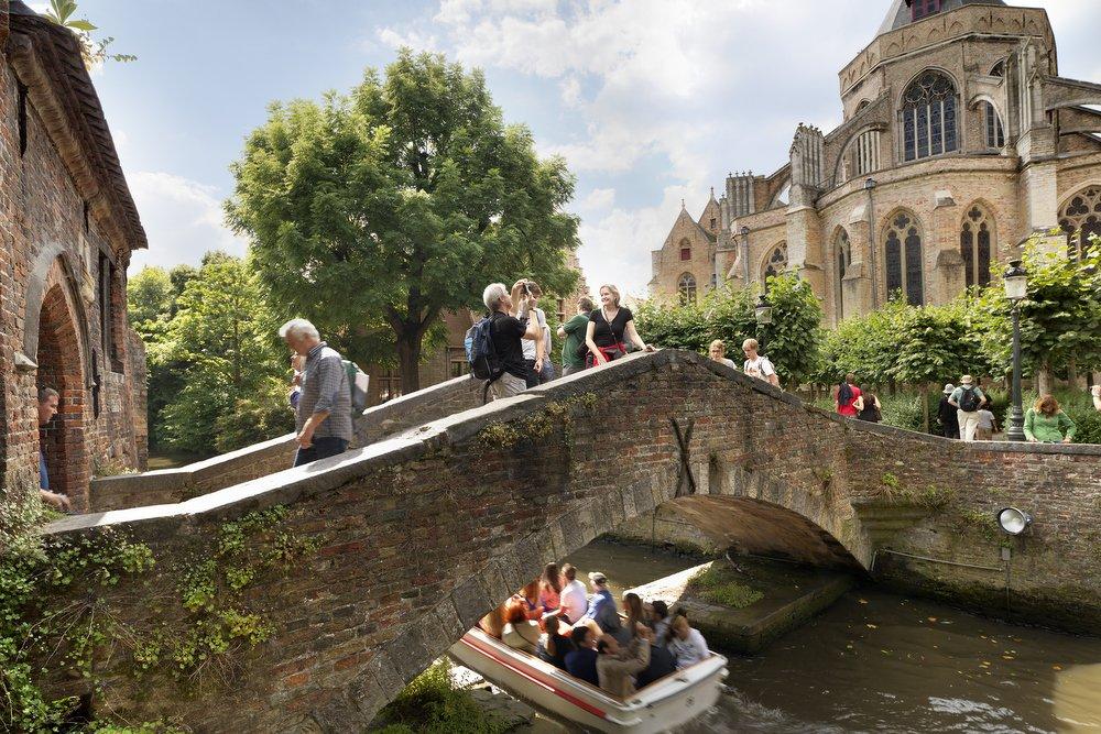 Bezoek aan Brugge
