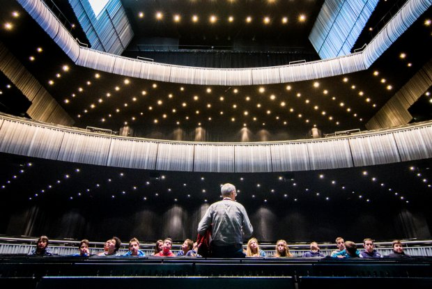 Sound Factory - concertgebouw Brugge