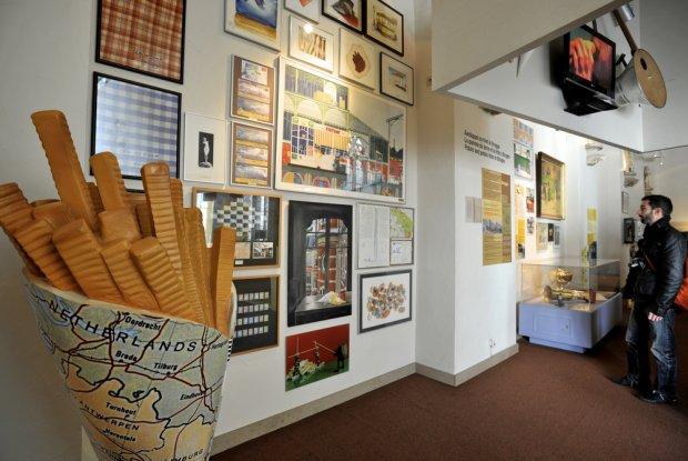 Frietmuseum in Brugge
