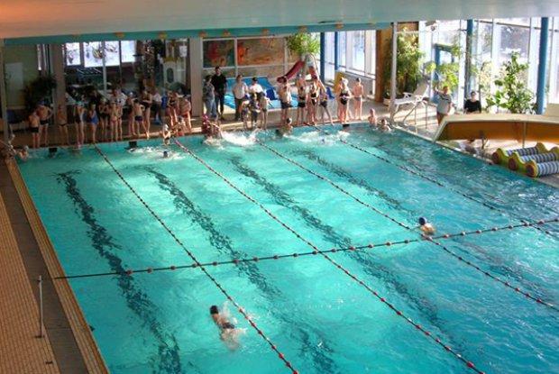 Zwembad Sankt-Vith