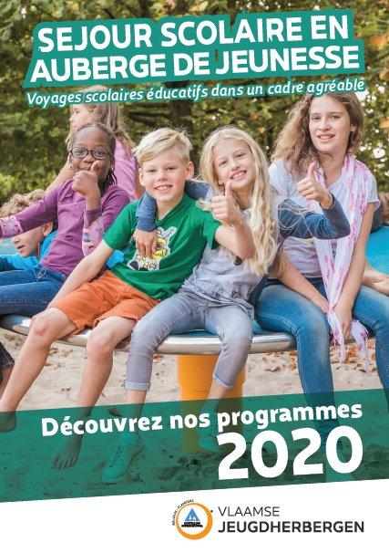 Sejours scolaires 2020